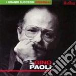 I GRANDI SUCCESSI ORIGINALI cd musicale di Gino Paoli