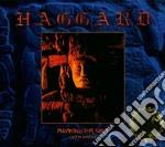 AWAKING THE GODS                          cd musicale di HAGGARD