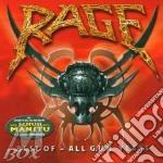 BEST OF ALL G.U.N. YEARS                  cd musicale di RAGE