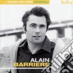 I GRANDI SUCCESSI ORIGINALI cd musicale di Alain Barriere
