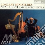 Neal Hefty & His Orchestra - Concert Miniatures cd musicale di Neal hefty & his orc