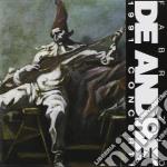 1991 CONCERTI cd musicale di Fabrizio De Andrè