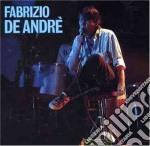 Fabrizio De Andre' - Fabrizio De Andre' cd musicale di Fabrizio De Andrè