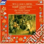 Royall consort suites cd musicale di Lawes