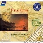 8 piano concertos, the cd musicale di Giovanni Paisiello
