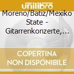 3 guitar concertos, the cd musicale di Rodrigo