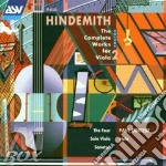 Complete works x viola v. 2 cd musicale di Paul Hindemith