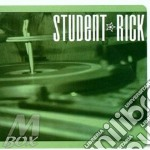 Student Rick - Soundtrack For A Generation cd musicale di Rick Student