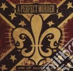 WAR OF AGGRESSION cd musicale di A PERFECT MURDER