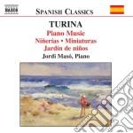 Opere per pianoforte (integrale) vol.4 cd musicale di Joaquin Turina