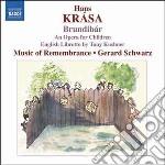 Krasa - Brundibar / Laitman - I Never Saw Another Butterfly cd musicale di Hans Krasa