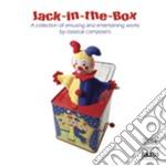 Jack-in-the-box cd musicale di Miscellanee