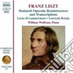 Opere per pianoforte (integrale), vol.27 cd musicale di Franz Liszt