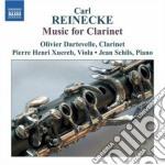 Reinecke Carl - Musica Per Clarinetto cd musicale di Carl Reinecke