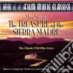 Max Steiner - The Treasure Of Sierra Madre cd musicale di Max Steiner