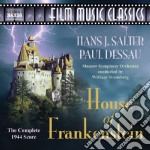 Paul Dessau - House Of Frankenstein cd musicale di Paul Dessau