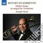 Torna A Surriento - Canzoni E Arie Italiane Arrangiate Per Trombone cd musicale