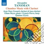 Chamber music with clarinet cd musicale di Aleksander Tansman