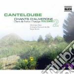 Chants d'auvergne (vol.2, selezione), ch cd musicale di Joseph Canteloube