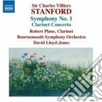 Stanford Charles Villiers - Sinfonia N.1, Concerto Per Clarinetto Op.80 cd musicale di Stanford charles vil