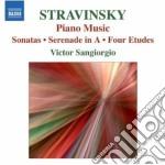 Stravinsky Igor - Musica Per Pianoforte Solo cd musicale di Igor Stravinsky
