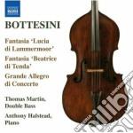 Bottesini Giovanni - Fantasia Sulla Lucia Di Lammeromoor, Elegie N.1 E N.2