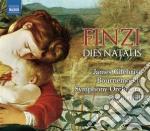 Gerald Finzi - Dies Natalis, Farewell To Arms, 2 Sonnets Per Tenore E Orchestra cd musicale di Gerald Finzi