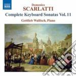 Scarlatti Domenico - Sonate Per Tastiera, Vol.11 cd musicale di Domenico Scarlatti