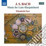 Musica per lautenwerke cd musicale di Johann Sebastian Bach