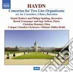 Concerti per 2 lyre organizzate hob.viih cd musicale di Haydn franz joseph