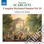 Scarlatti Domenico - Sonate Per Tastiera, Vol.10 cd musicale di Domenico Scarlatti