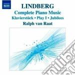 Lindberg Magnus - Musica Per Pianoforte cd musicale di Magnus Lindberg