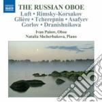 The russian oboe (brani per oboe e piano cd musicale