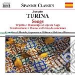 Turina Joaquin - Liriche Da Camera cd musicale di Joaquin Turina