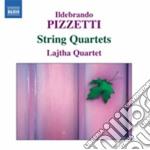 Pizzetti Ildebrando - Quartetti Per Archi cd musicale di Ildebrando Pizzetti