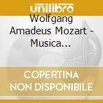 Masonic m. cd musicale di Wolfgang Amadeus Mozart