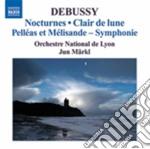 Debussy Claude - Musica Per Orchestra, Vol.2 cd musicale di Claude Debussy