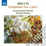 Bruch Max - Sinfonia N.1 Op.28, N.2 Op.36 cd musicale di Max Bruch