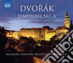 Dvorak Antonin - Sinfonia N.6 Op.60, Scherzo Capriccioso, Op.66, Notturno Op.40 cd musicale di Antonin Dvorak