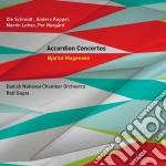 Concerti per accordion cd musicale di Miscellanee