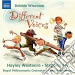 Debbie Wiseman - Different Voices cd musicale di Debbie Wiseman