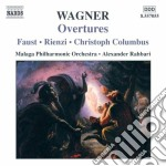Wagner Richard - Ouvertures cd musicale di Richard Wagner