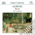 Suite iberia, (arrangiamento per 3 chita cd musicale di Isaac Albeniz