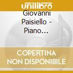 Paisiello Giovanni - Concerto Per Pianoforte N.1, N.3, N.5 cd musicale di Giovanni Paisiello