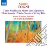 Togni Camillo - Musica Da Camera cd musicale di Camillo Togni