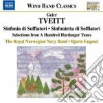Tveitt Geirr - Musica Per Orchestra Di Fiati cd musicale di Geirr Tveitt