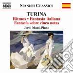 OPERE PER PIANOFORTE (INTEGRALE) VOL.6    cd musicale di Joaquin Turina