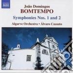 Joao Domingos Bomtempo - Sinfonia N.1, N.2 cd musicale di Bomtempo joÃo doming