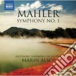 Mahler Gustav - Sinfonia N.1 cd musicale di Gustav Mahler