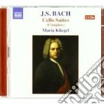 Suites per violoncello solo (integrale) cd musicale di Johann Sebastian Bach